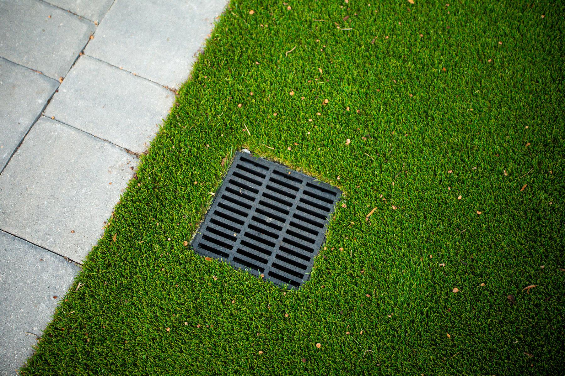 catch basin for yard drainage
