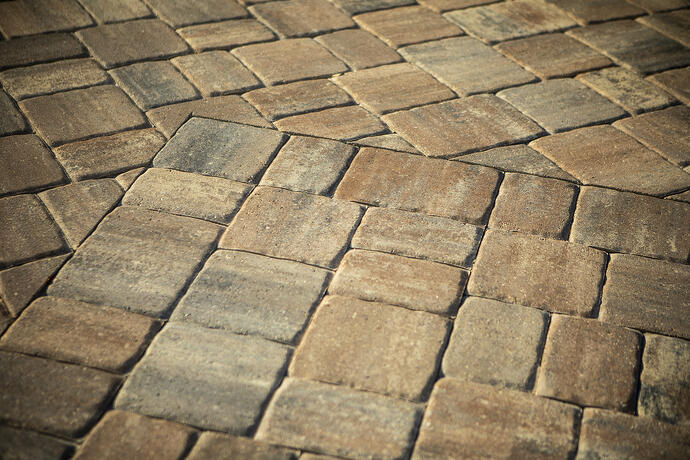 Paver example