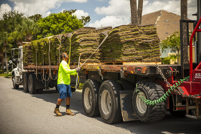 team sod delivery truck 5