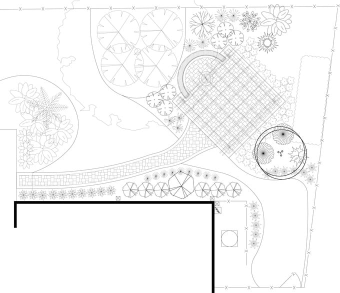 landscape design in Oviedo