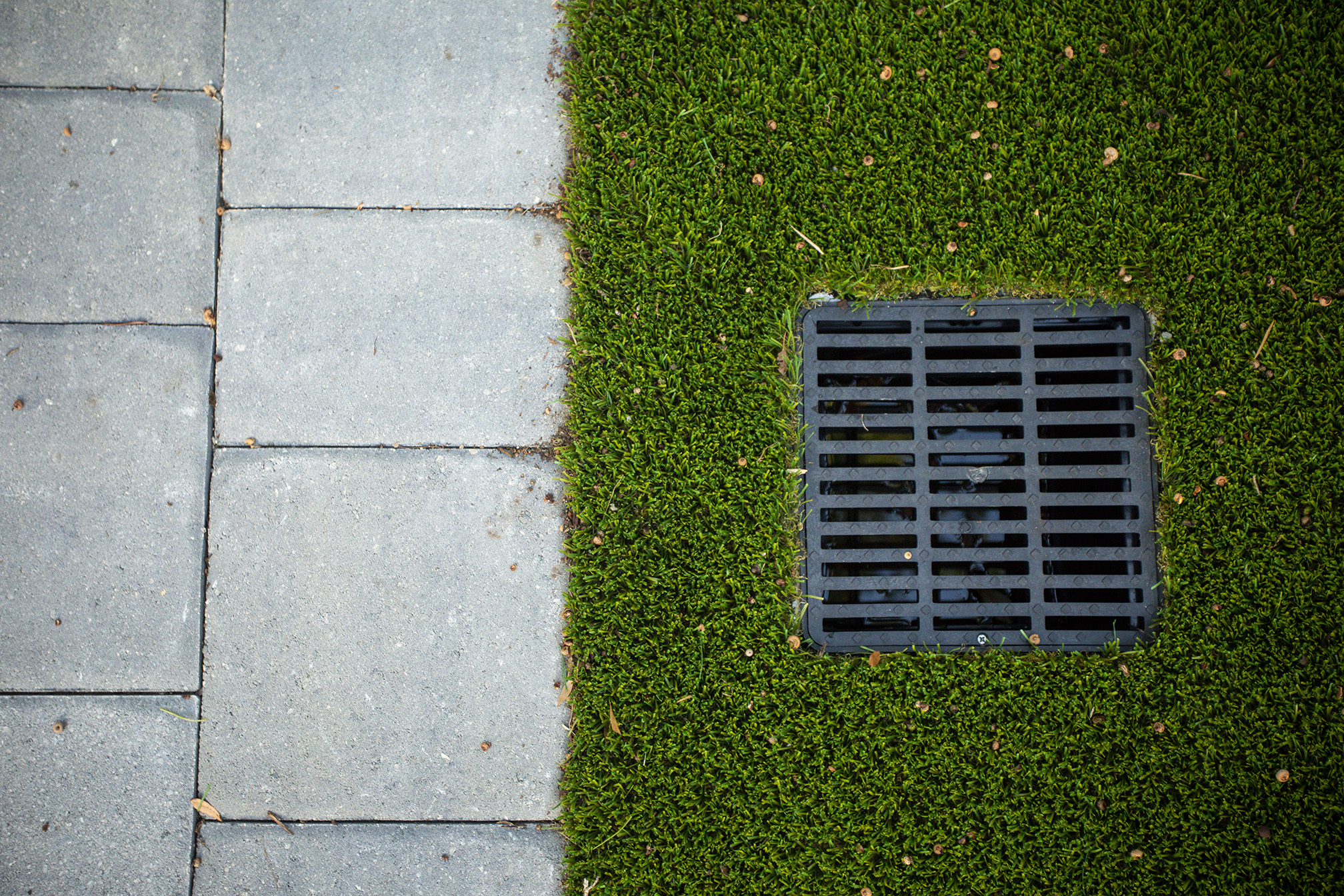 Drainage solutions for your yard