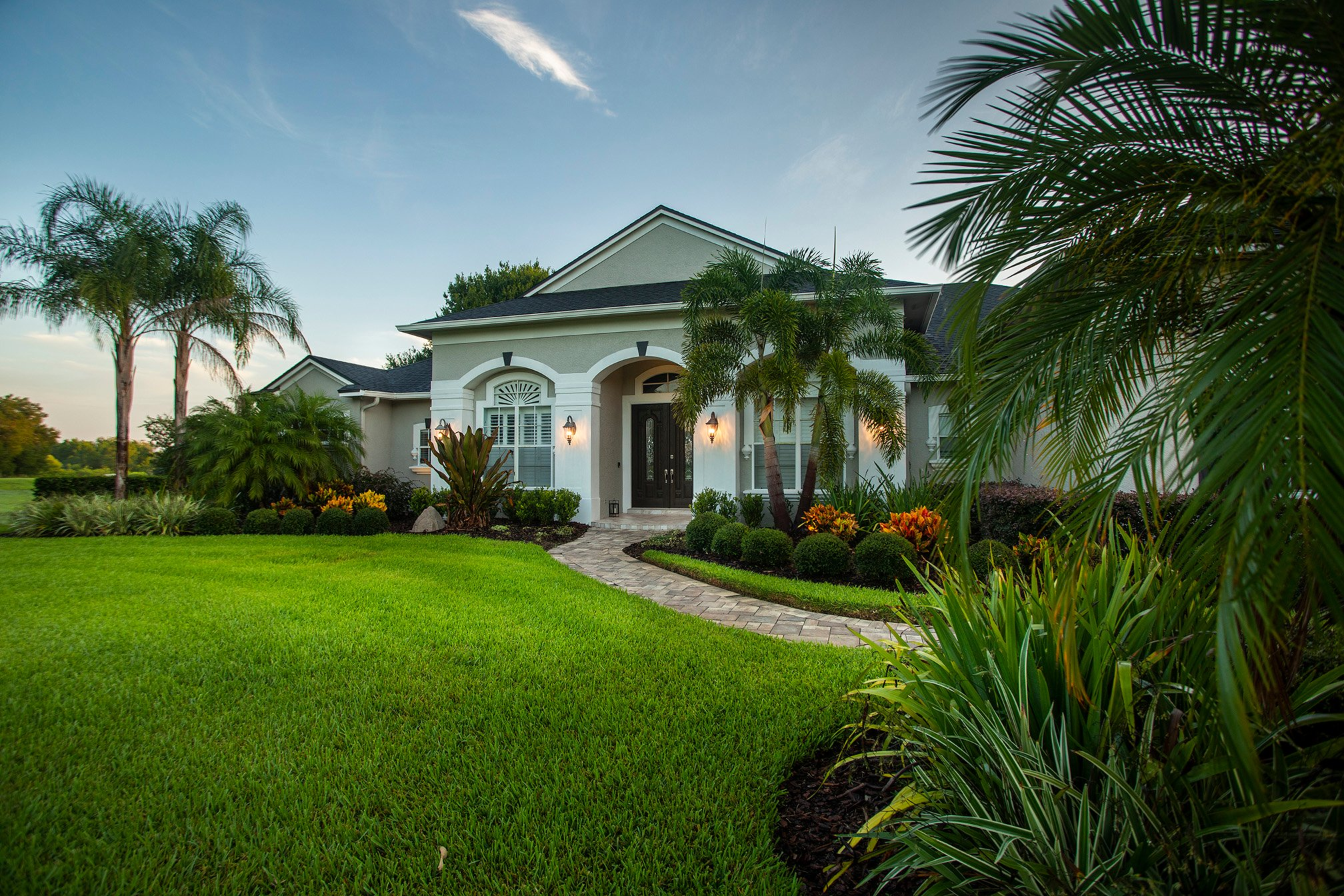 20 Great Ideas For The Best Front Yard Landscaping At Your Orlando